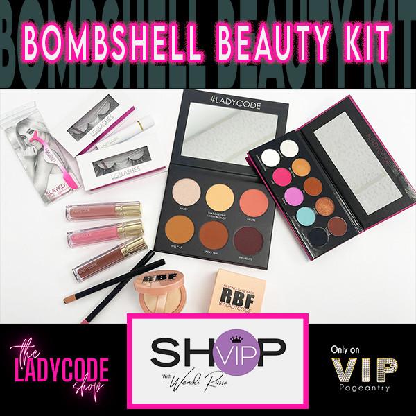 Bombshell Beauty Kit