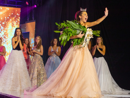 Marcelle LeBlanc of Alabama Crowned Miss America's Outstanding Teen 2022