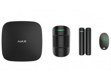 Ajax Starterkit 1, Funk-Alarmanlage Set (Hub), Ethernet, 2G