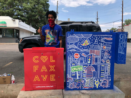 Colfax Strong 2020