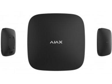 Ajax Hub Plus, Funk-Alarmanlage, Ethernet, WLAN, 3G/2G