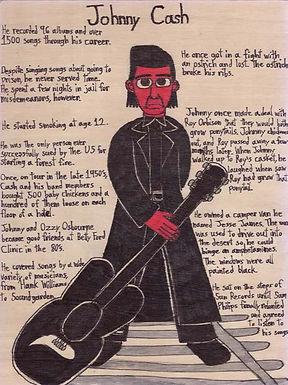 Johnny Cash - Jareth C.