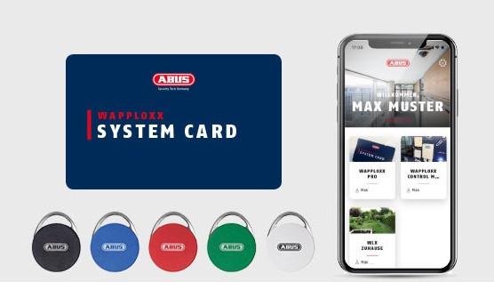 ABUS wAppLoxx Pro Bedienung