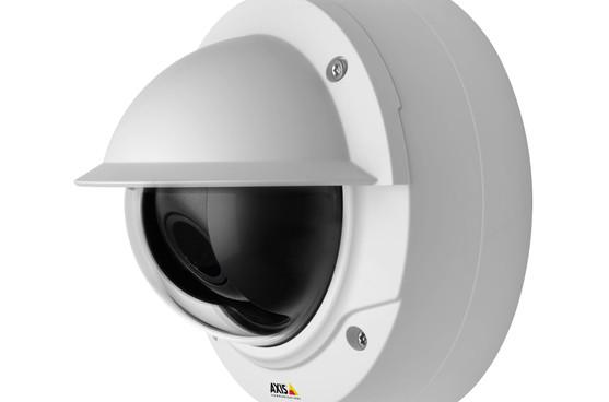 AXIS Dome Videokamera