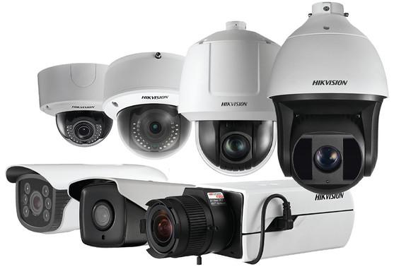 Hikvision Videokameras
