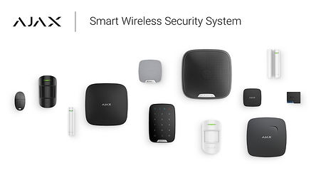 AJAX - Smart Wireless Security System