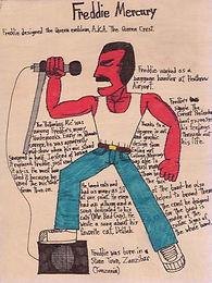 Freddie Mercury - Jareth C.