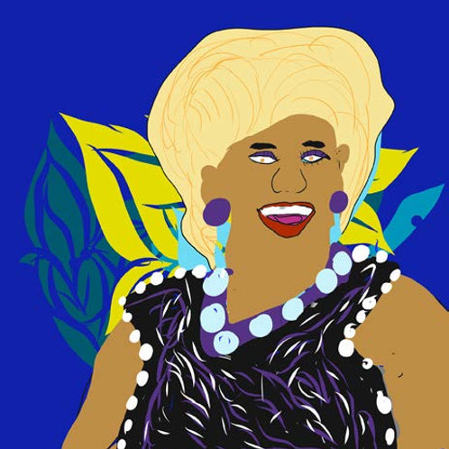 Tina Turner - Jocelyn R.