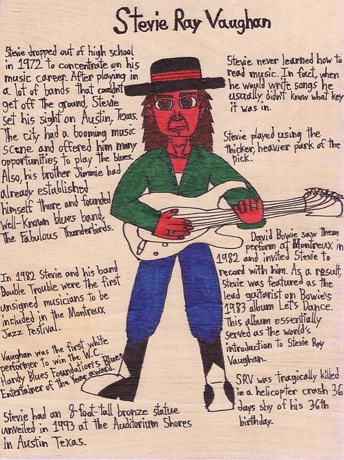 Stevie Ray Vaughan - Jareth C.