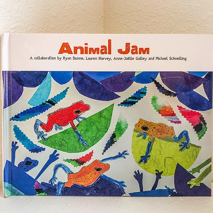 Animal Jam Book Signing [Third Friday November 2019]
