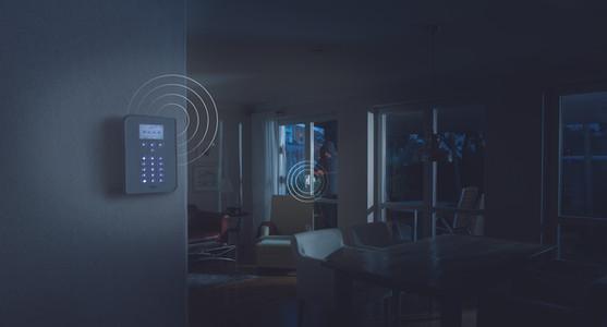 ABUS Secvest Alarmsystem