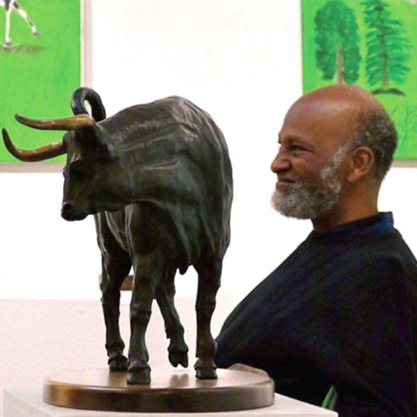 No Bull // The Artwork of Alonzo Clemons // Meet the Artist