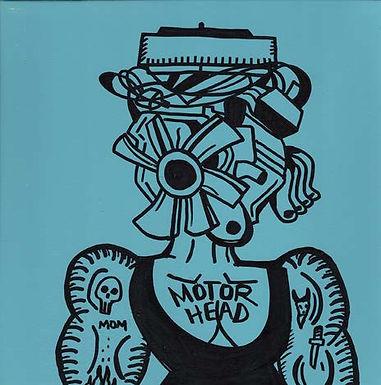 Motorhead -  A.J. K.