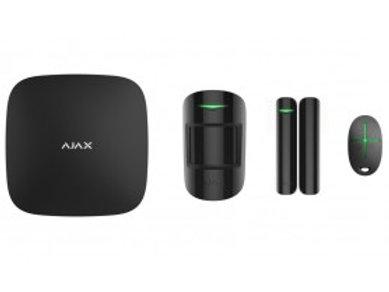 Ajax Starterkit 1 Plus, Funk-Alarmanlage Set (Hub Plus), Ethernet, WLAN, 3G