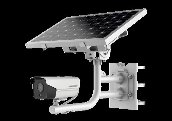 Solarbetriebene Standalone Überwachungskamera