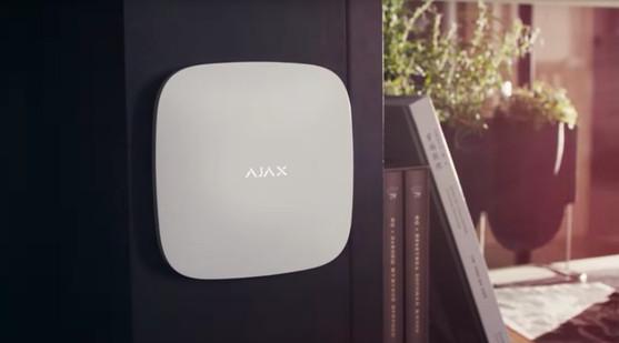 AJAX Hub Alarmzentrale