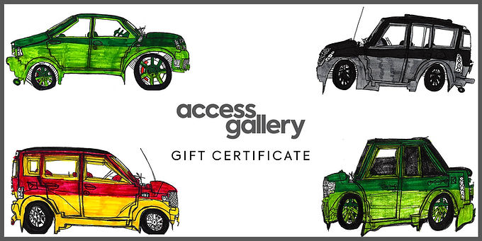 Gift Certificate (Choose an Amount)