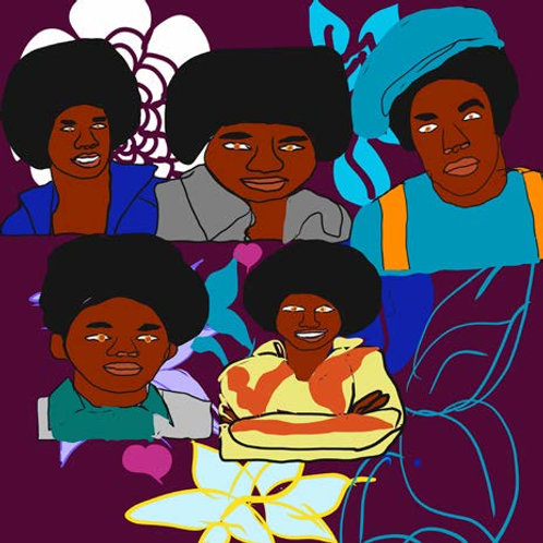 Jackson Five - Jocelyn R.