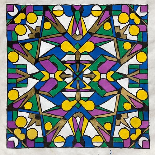 Pattern 1 - Allie