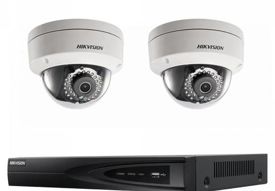 Hikvision Videokameras & Rekorder