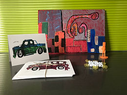 Art in a Box - Small