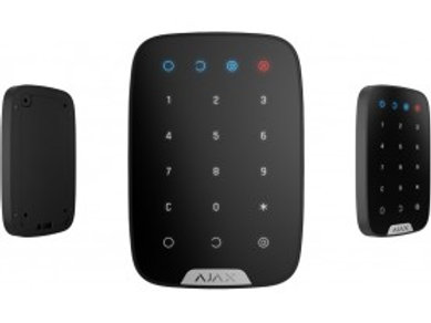 Ajax Funk-Bedienteil (Keypad), Tastenfeld mit Code Eingabe