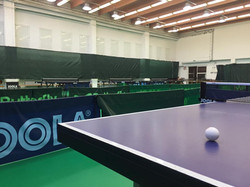 The Table Tennis Hall