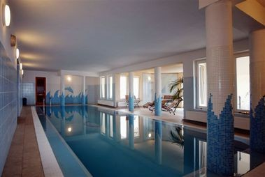 Hotel Citadella's Swimming Pool