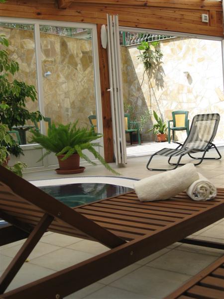 Hotel Sante Jaquzzi