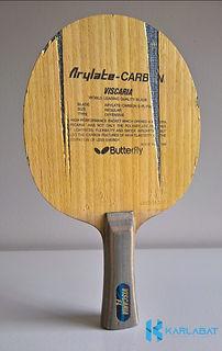 Table tennis blade repair - before