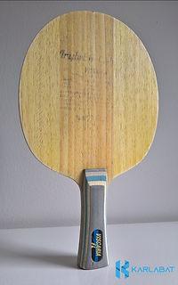 Table tennis blade repair - after
