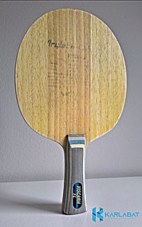 Table tennis blade repair - after