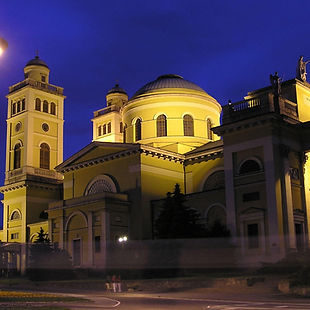 Basilika of Eger , home of table tennis training camp ttcampshungary tt camps hungary