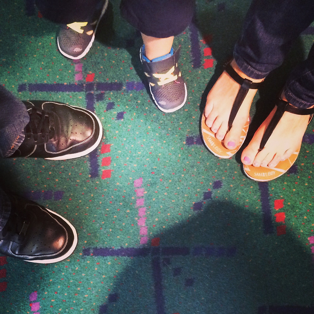 the infamous PDX carpet