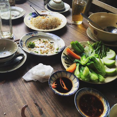 Vietnamese food for Thanksgiving!
