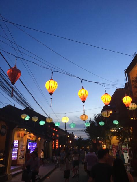 Hội An, an ancient town