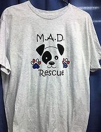 MAD Rescue TShirt