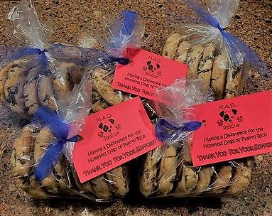 M.A.D. Rescue Cookies