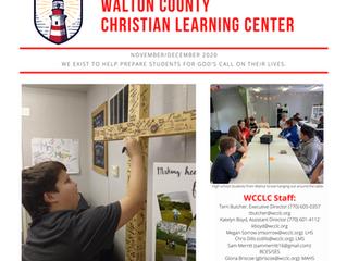 WCCLC November/December 2020 Newsletter