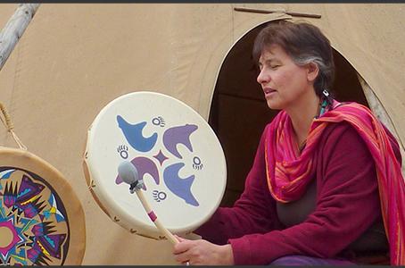 במסורת השבטית הכל סובב במעגל