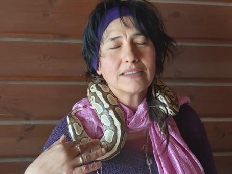 האישה והנחש