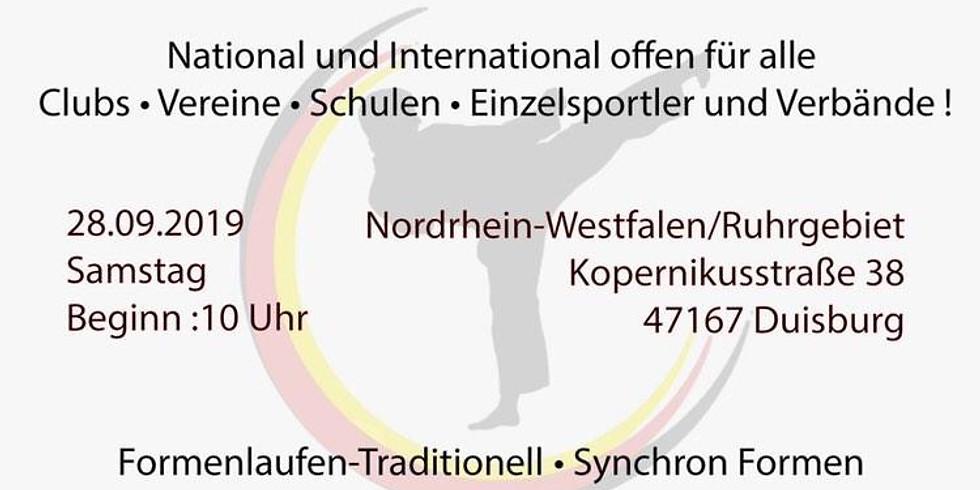 3. D.T.O. Deutsche Technik-Meisterschaft 2019 (alle Technik-Klassen)