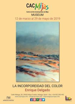 CARTEL 50cm x 70cm Enrique Delgado