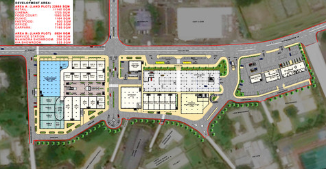 Tappoo City USP-Master Site Plan