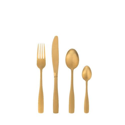 Kultainen ruokalusikka