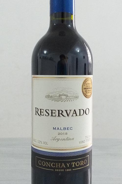 Vinho Malbec Reservado Argentina