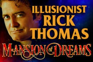 Illusionist - Rick Thomas