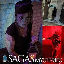 Sagas Mysteries