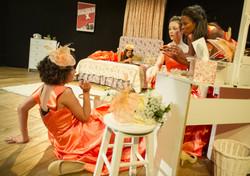 Five Women in the Same Dress