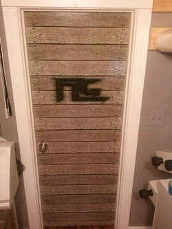FLG office door